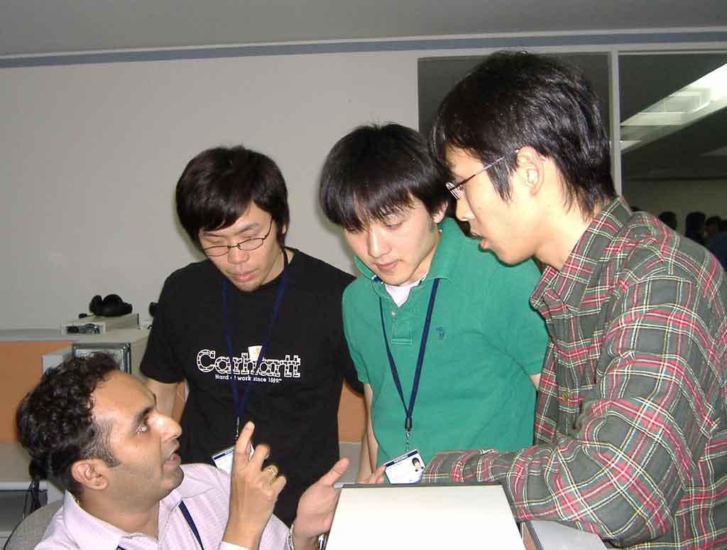 Japanese-Students